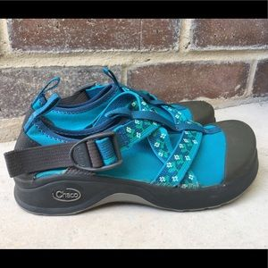 Chacos water shoes